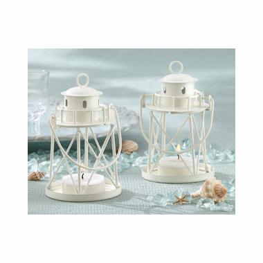 Lighthouse By the Sea Tea Light Holder