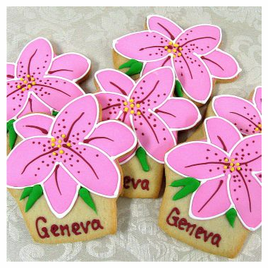Lily Cookies