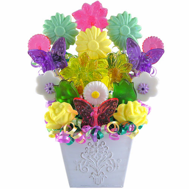 Lollipop Candy Flower Bouquet