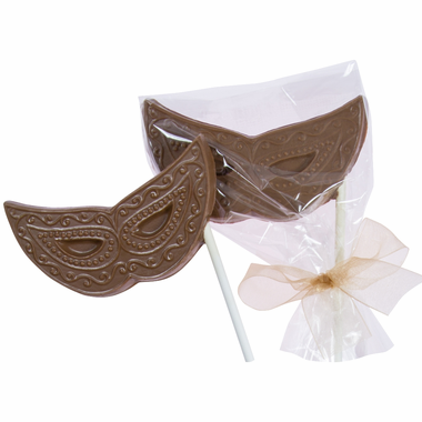 Masquerade Favors Chocolate Masks