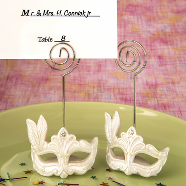 Masquerade Place Card Holders