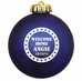 Military Christmas Ornaments - Personalized