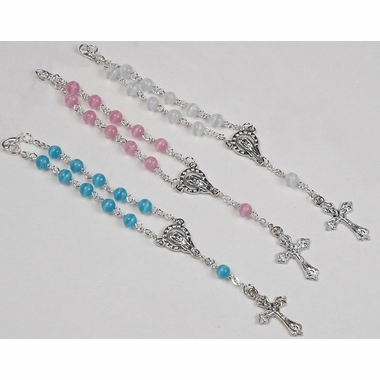 Mini Rosaries Favors