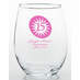 Mis Quince Favors Stemless Glass