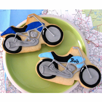 Motorcycle Favors for Party