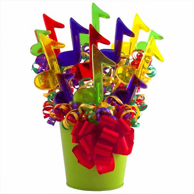 Music Centerpieces Decorations Lollipops