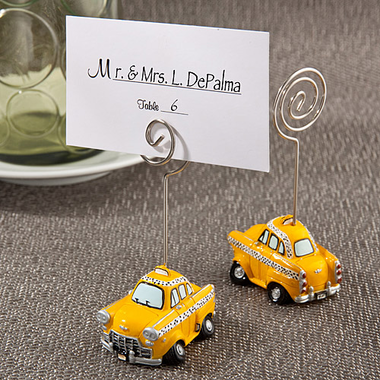 New York Place Card Holders