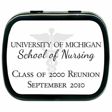 Nurse Graduation Party Supplies Mint Tins