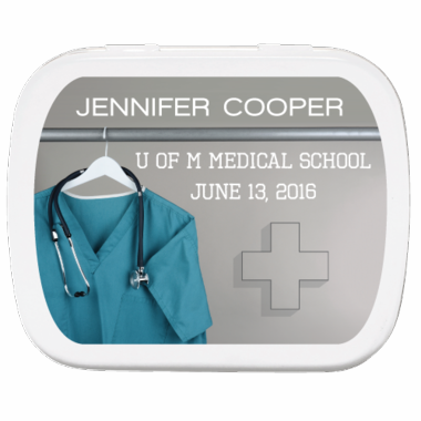 Nursing & Medical School Grad Mints