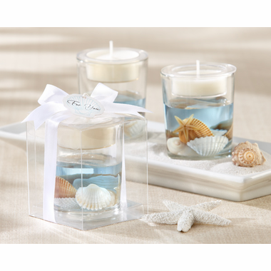 Ocean Party Favors Candle