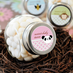 Panda Favor Candy Jar