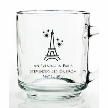 Paris Prom Mugs