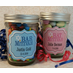 Personalized Candy Jars