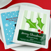 Personalized Christmas Favors - Cappuccino Mix