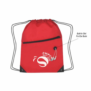 Personalized Cinch Bags