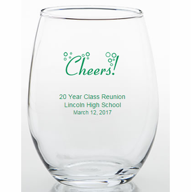 personalized class reunion 15 ounce