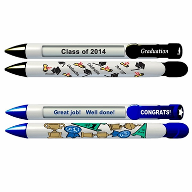 Personalized Graduation Pens