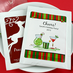 Personalized Holiday Favors - Cocktail Mixes