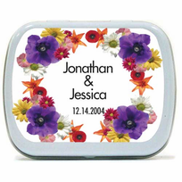 Personalized Mint Tins