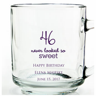 Personalized Mugs Favors