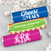 Personalized Roll of Breathmints
