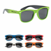 Personalized Sunglasses - Two Tone Dots - SALE