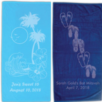 Personalized Towels