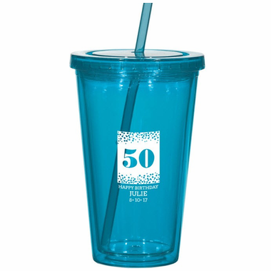 Personalized Tumblers Birthday