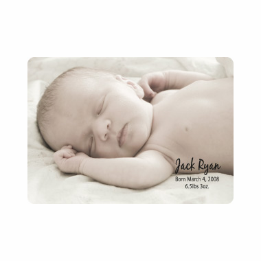Photo Baptism Playing Cards - Set of 20