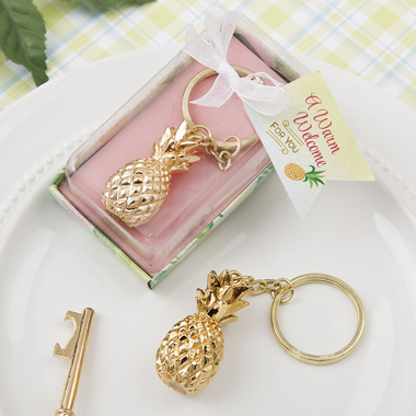 Pineapple Key Chains