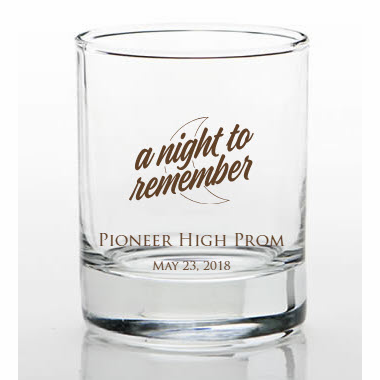 Prom Candle Holder or Shot Glass