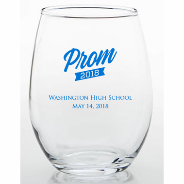 Prom Glass Trinket Holder