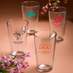 Prom Glassware Pint Size