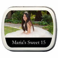 Quinceanera Favors