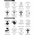 Religious Ornaments - Christian