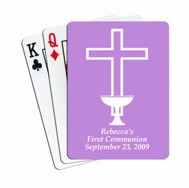 Religious Themed Playing Cards