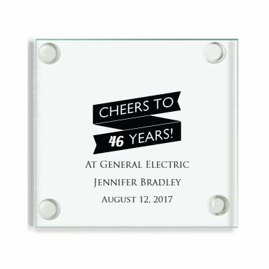 Retirement Drink Coasters