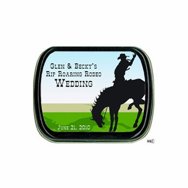Rodeo Theme Party Favors