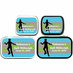 Roller Blade Party Favors Mint Tins