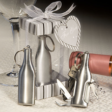 Small Wine Bottle Favors Bar Tool