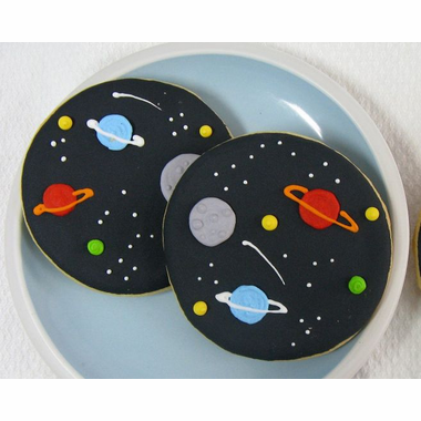 Space Cookies - Planet