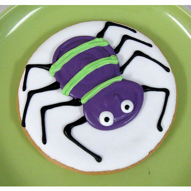 Spider Cookie Party Favors