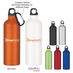 Aluminum Custom Water Bottles