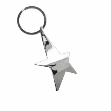 Star Party Favors Key Ring