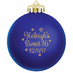 Sweet 16 Christmas Ornaments