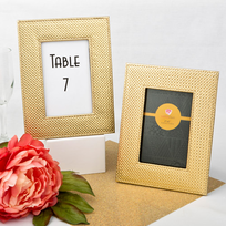 Table Number Frames
