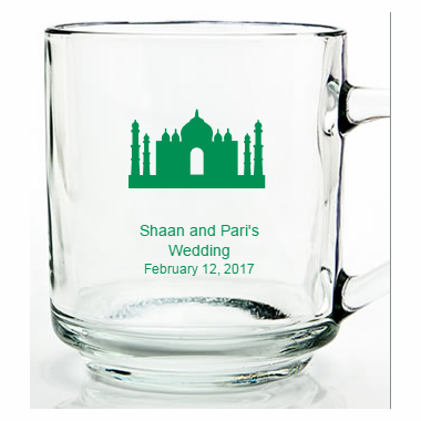 Unique Custom Mugs for Indian Wedding