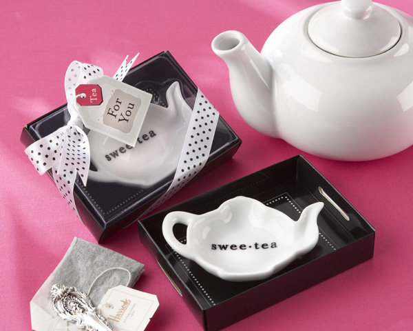 Tea Party Baby Shower Favors