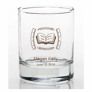 Teacher Graduation Stemless Glasses