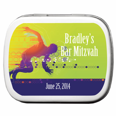 Track and Field Party Favors Mints
